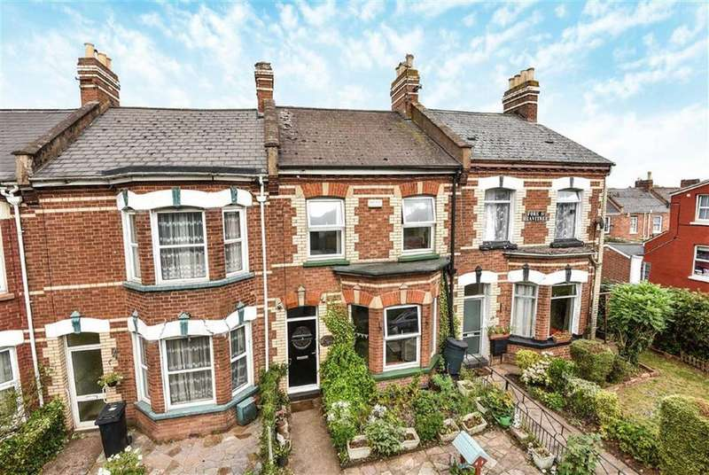 3 Bedrooms Semi Detached House for sale in Fore Street, Heavitree, Exeter, Devon, EX1