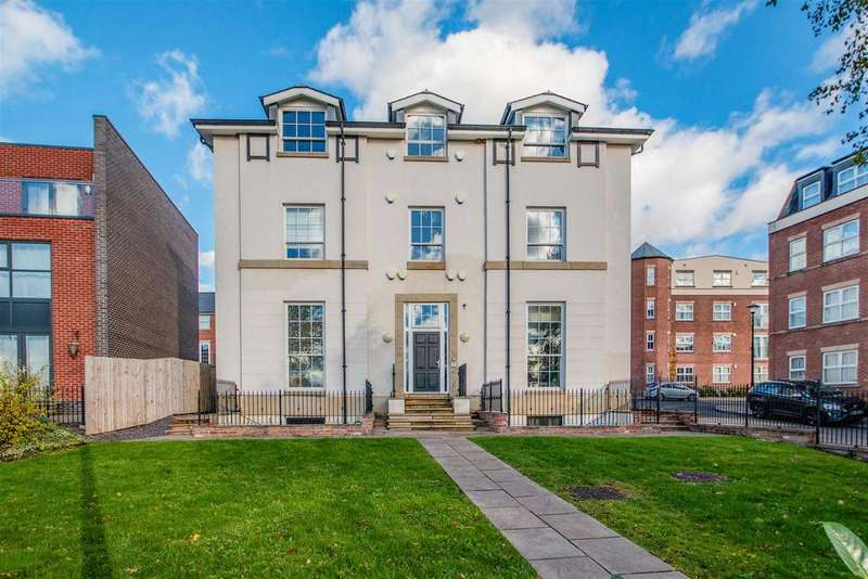 2 Bedrooms Apartment Flat for sale in Great Clowes Street, Salford