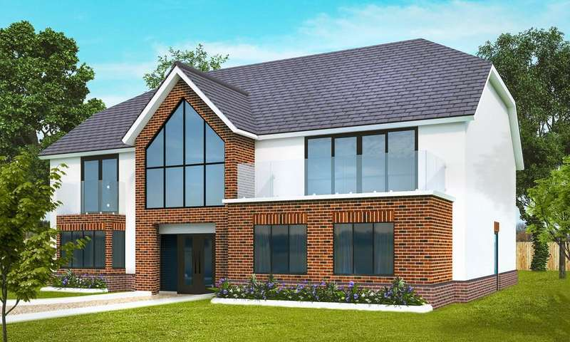 5 Bedrooms Detached House for sale in Hidden Brook, Oxford Road, Frilford, Abingdon, Oxfordshire, OX13