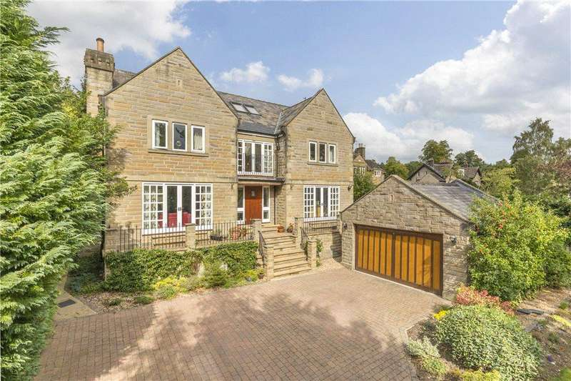 6 Bedrooms Detached House for sale in Rupert Road, Middleton, Ilkley, West Yorkshire
