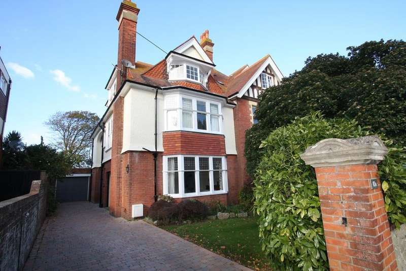 4 Bedrooms Semi Detached House for sale in Dittons Road, Eastbourne BN21