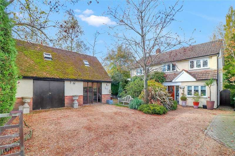 4 Bedrooms House for sale in Langley Road, Chipperfield, Kings Langley, Hertfordshire, WD4