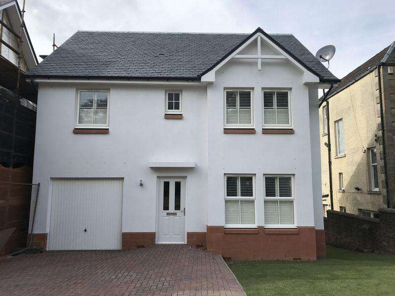 4 Bedrooms Detached House for sale in Grange Road, Alloa