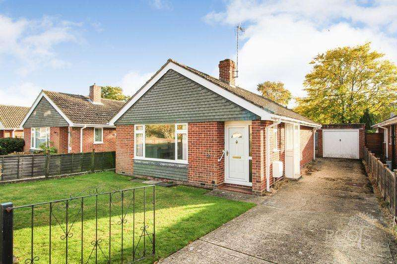 2 Bedrooms Detached Bungalow for sale in Coopers Crescent, Thatcham