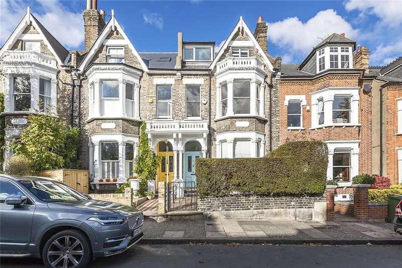 5 Bedrooms Terraced House for sale in Ulundi Road, London, SE3