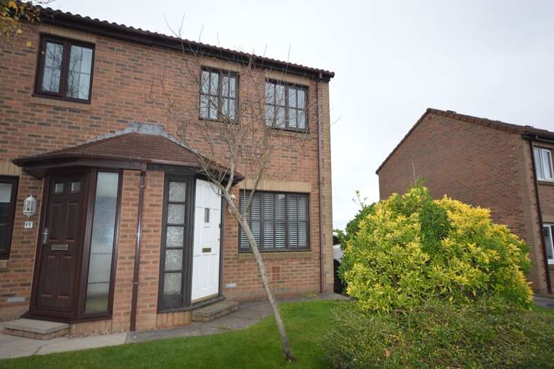 2 Bedrooms Semi Detached House for sale in Holly Bank, Whitehaven, CA28