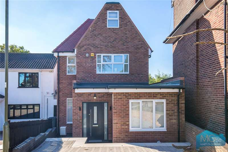 5 Bedrooms Detached House for sale in Parkside, Mill Hill, London, NW7