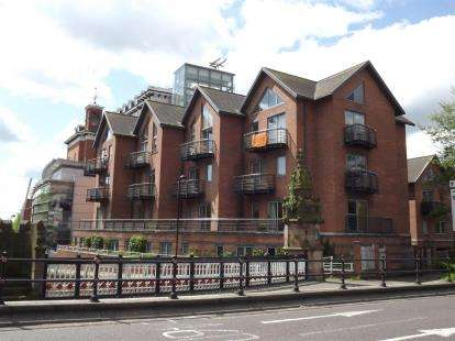 2 Bedrooms Flat for sale in The Waterfront, 2 Duns Lane, Leicester, Leicestershire