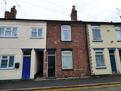 2 Bedrooms Terraced House for sale in Westfield Street, Lincoln, Lincolnshire, .