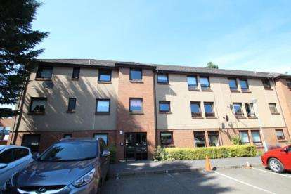 2 Bedrooms Flat for sale in Anderson Court, Dean Street, Bellshill, North Lanarkshire