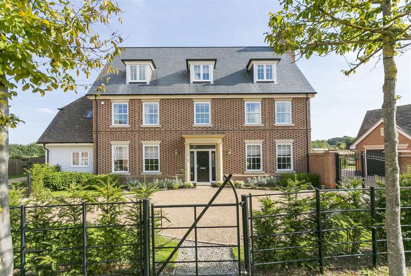 6 Bedrooms Detached House for sale in Franklin Kidd Lane, Ditton, Aylesford