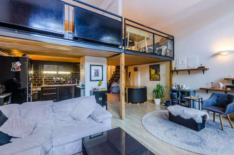 2 Bedrooms Flat for sale in Fairfield Road, Bow, E3