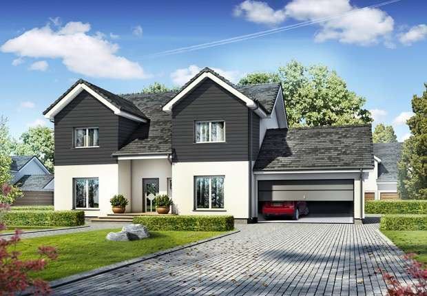 5 Bedrooms Detached House for sale in Plot 1, To the rear of 32 Cheerbrook Road, Nantwich , CW5