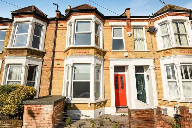 3 Bedrooms Terraced House for sale in Finland Road, Brockley