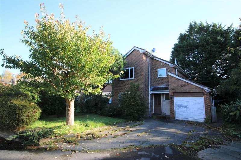 3 Bedrooms Detached House for sale in Coolidge Avenue, Lancaster