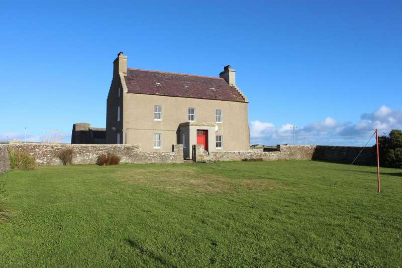 6 Bedrooms Detached House for sale in Dundas House and Cottage, South Ronaldsay, Orkney KW17