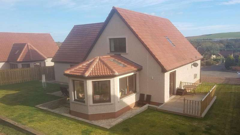 4 Bedrooms Detached House for sale in Gillsland, Eyemouth, Berwickshire