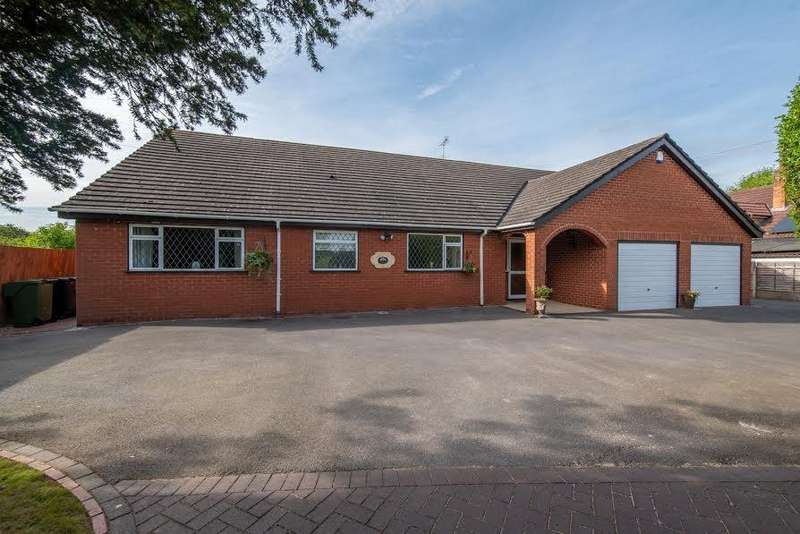 4 Bedrooms Detached Bungalow for sale in Packhorse Lane, Wythall, Birmingham