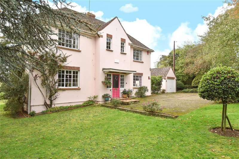 5 Bedrooms Detached House for sale in New Farm Road, Alresford, Hampshire, SO24