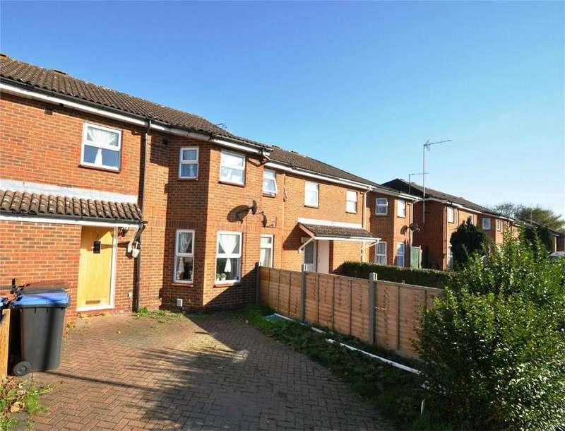 3 Bedrooms Terraced House for sale in Goblins Green, WELWYN GARDEN CITY, Hertfordshire