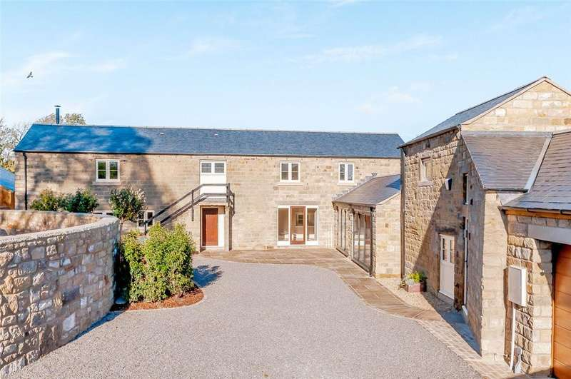 3 Bedrooms Detached House for sale in The Dovecote, Main Street, Weeton, North Yorkshire, LS17