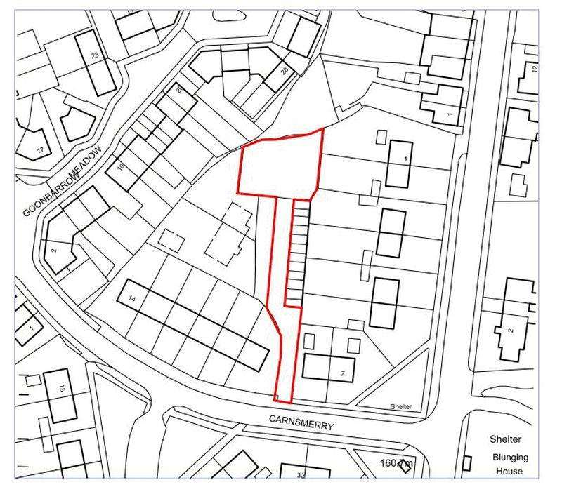 Plot Commercial for sale in Carnsmerry, Bugle
