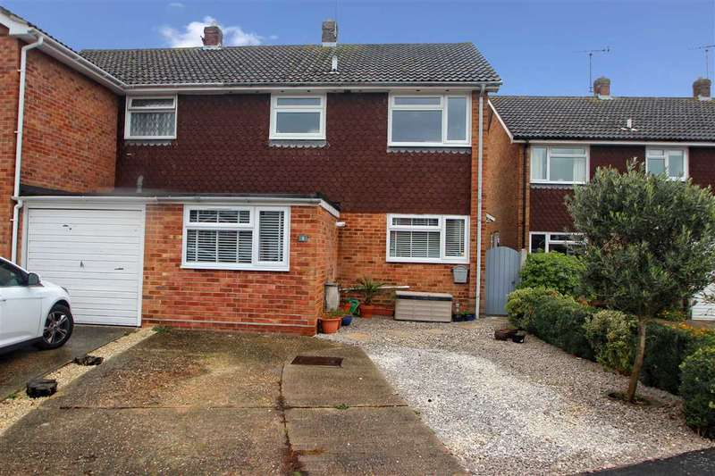 4 Bedrooms Semi Detached House for sale in Woodfield End, Layer-de-la-Haye, Colchester