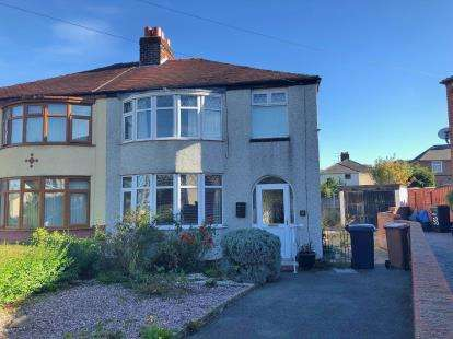 3 Bedrooms Semi Detached House for sale in Upper Riverbank, Bagillt, Holywell, Flintshire, CH6
