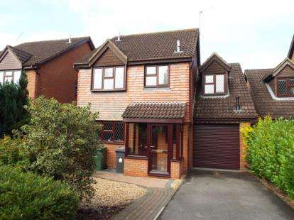 4 Bedrooms Detached House for sale in Andover, Hampshire