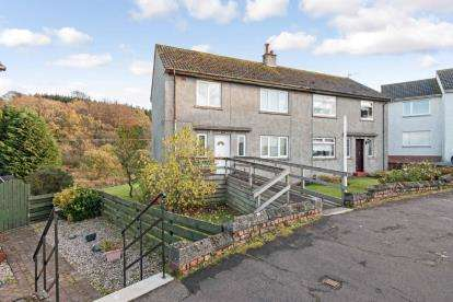 3 Bedrooms Semi Detached House for sale in Innes Park Road, Skelmorlie