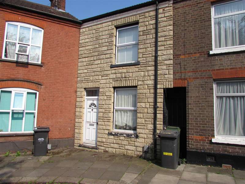 2 Bedrooms Terraced House for sale in Cambridge Street, Luton