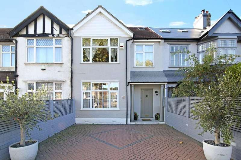 5 Bedrooms Terraced House for sale in Green Lane, Norbury, SW16