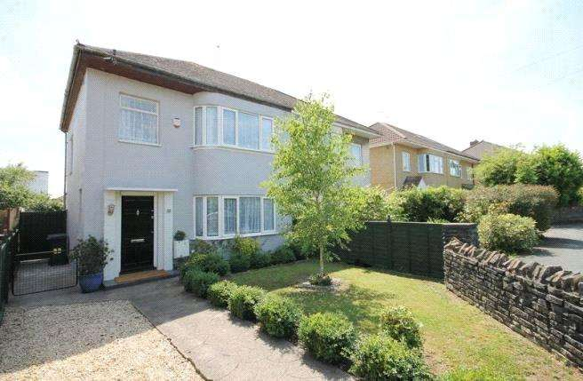 3 Bedrooms Semi Detached House for sale in Smithcourt Drive, Little Stoke, Bristol, BS34