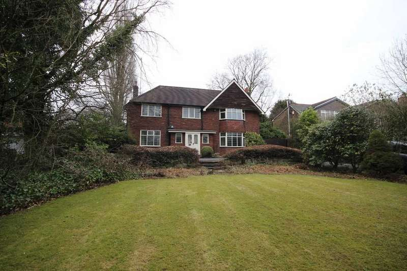 4 Bedrooms Detached House for sale in Leigh Road, Worsley