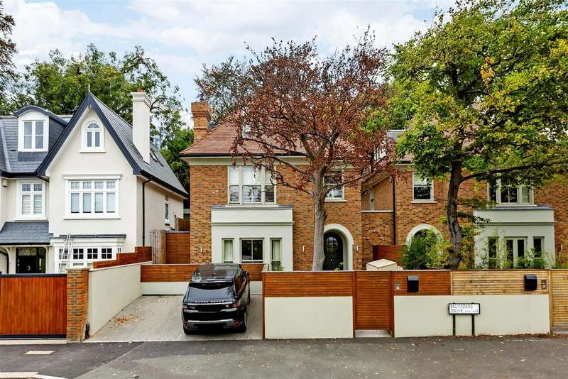 6 Bedrooms Detached House for sale in Belvedere Drive, Wimbledon Village