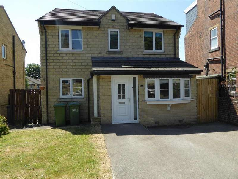 4 Bedrooms Detached House for sale in North Street, Heckmondwike