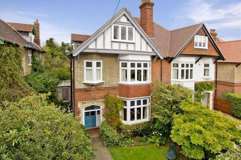 6 Bedrooms Semi Detached House for sale in Blatchington Road, Tunbridge Wells TN2