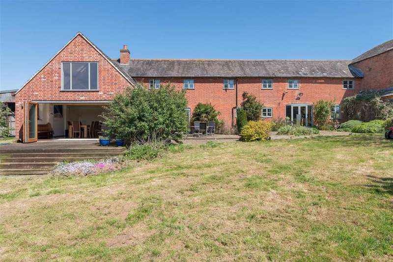 5 Bedrooms Farm House Character Property for sale in Hinckley Road, Ibstock