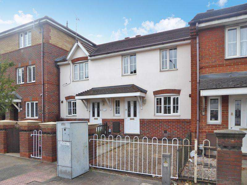 3 Bedrooms Terraced House for sale in High Street South, Dunstable