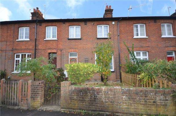 3 Bedrooms Terraced House for sale in Lower Brook Street, Basingstoke, Hampshire