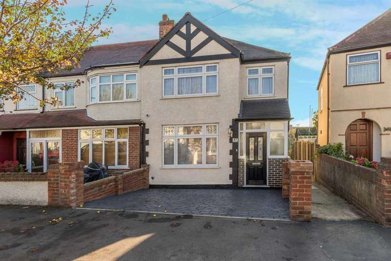 3 Bedrooms End Of Terrace House for sale in Abbey Road, Waltham Cross