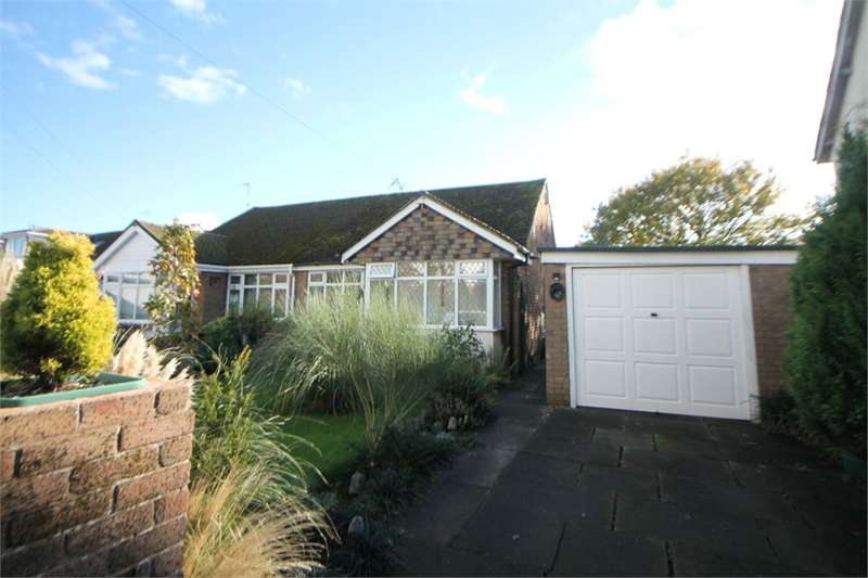 2 Bedrooms Semi Detached Bungalow for sale in Carr House Lane, Ince Blundell, Merseyside, Merseyside