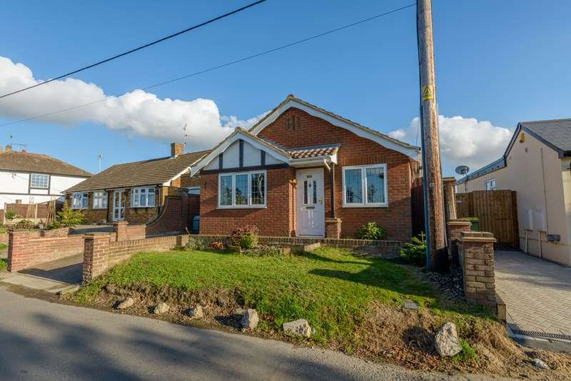 2 Bedrooms Bungalow for sale in Backing Farmland - Barling Magna