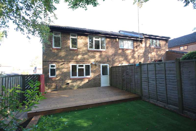 2 Bedrooms Terraced House for sale in Froxfield Down, Forest Park