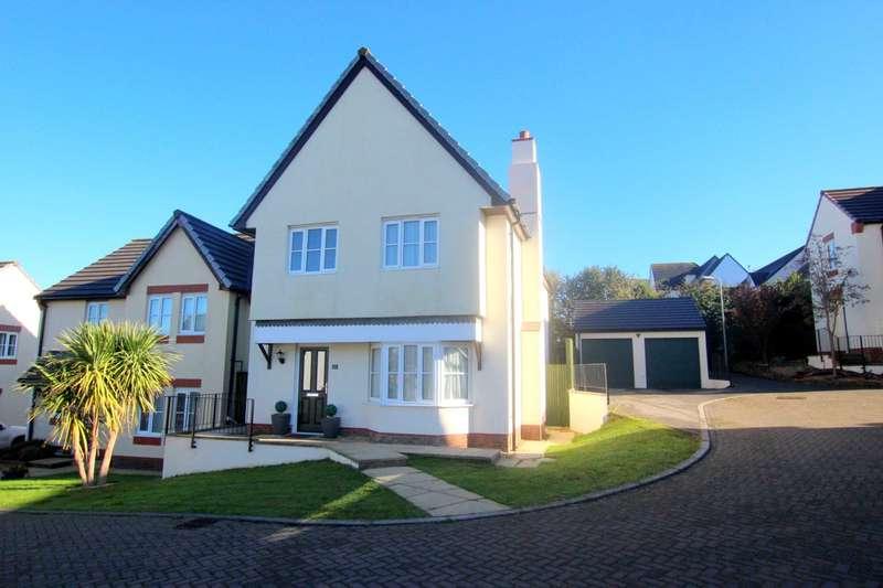 4 Bedrooms Detached House for sale in Warren View, Bideford