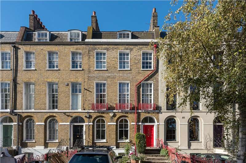 5 Bedrooms Terraced House for sale in Camberwell Road, Camberwell, London, SE5