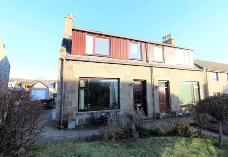 4 Bedrooms Property for sale in 126, North Street, Inverurie, Aberdeenshire