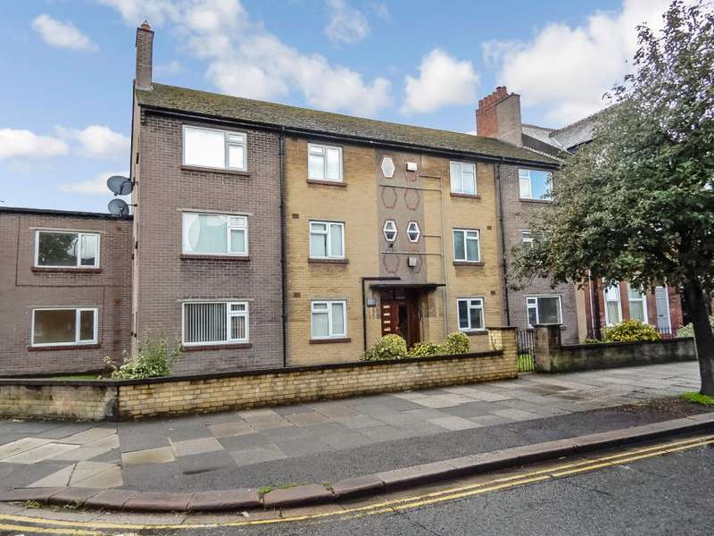 2 Bedrooms Flat for sale in Flat 4, 182 Warwick Road, Carlisle, Cumbria