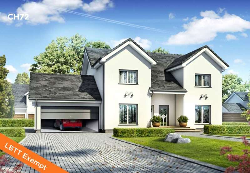 5 Bedrooms Detached House for sale in Custom Build Home - CH72, Rowallan Castle Estate, Kilmaurs, East Ayrshire, KA3