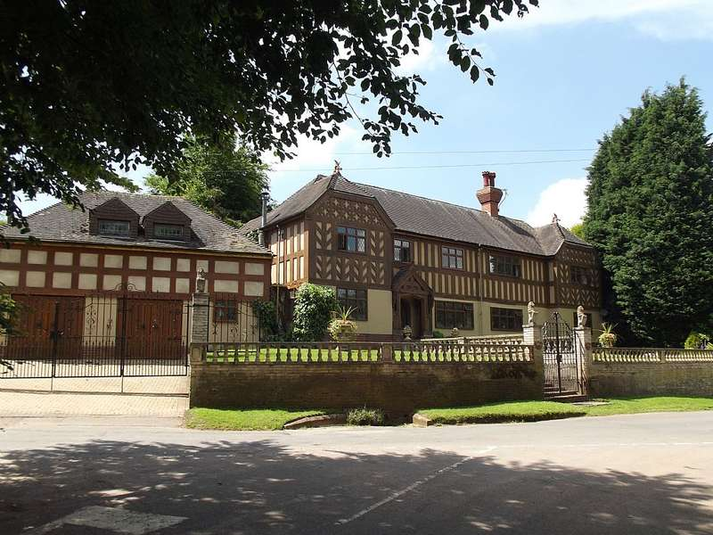7 Bedrooms Detached House for sale in Old House Lane, Corley, Coventry, Warwickshire